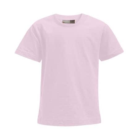 Kids` Premium-T in Chalk Pink von Promodoro (Artnum: E399