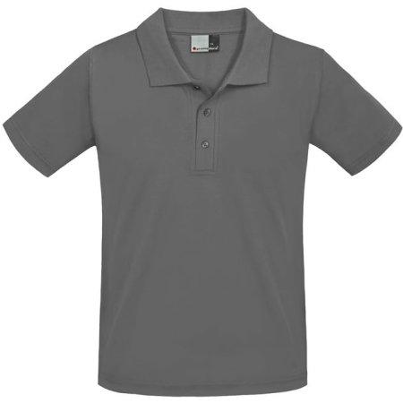 Men`s Superior Polo in Graphite (Solid) von Promodoro (Artnum: E4001