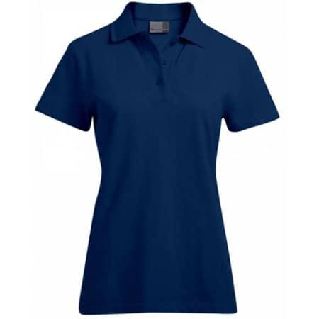 Women`s Superior Polo in Navy von Promodoro (Artnum: E4005F