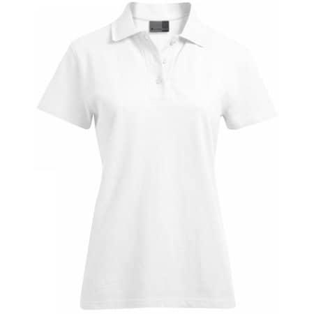 Women`s Superior Polo in White von Promodoro (Artnum: E4005F