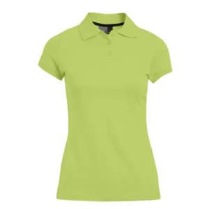Women`s Single Jersey Polo