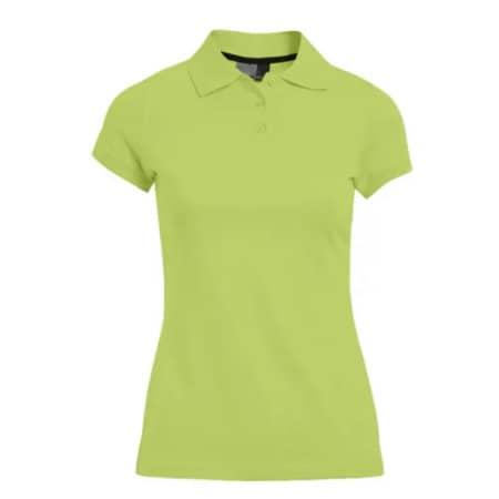 Womens Single Jersey Polo von Promodoro (Artnum: E4015