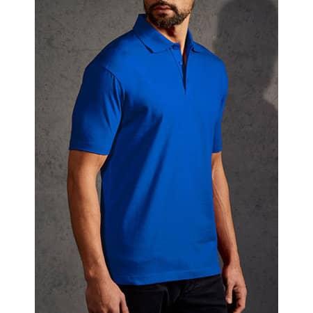 Men`s Jersey Polo in Royal von Promodoro (Artnum: E4020