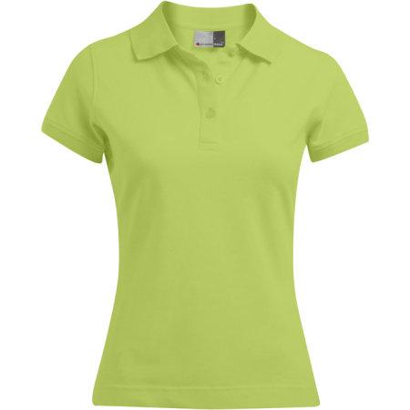Women`s Polo 92/8 in Wild Lime von Promodoro (Artnum: E4150