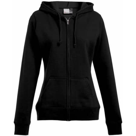 Women`s Hoody Jacket 80/20 von Promodoro (Artnum: E5181