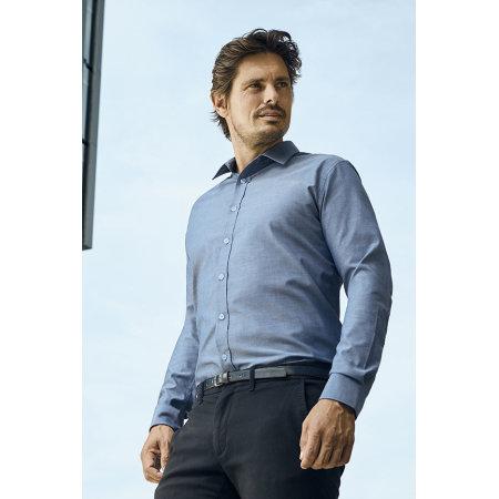 Men's Oxford Shirt Long Sleeve von Promodoro (Artnum: E6910