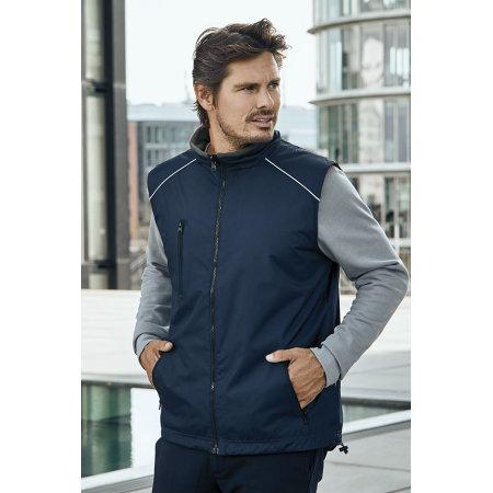 Men's Reversible Vest C⁺ von Promodoro (Artnum: E7200