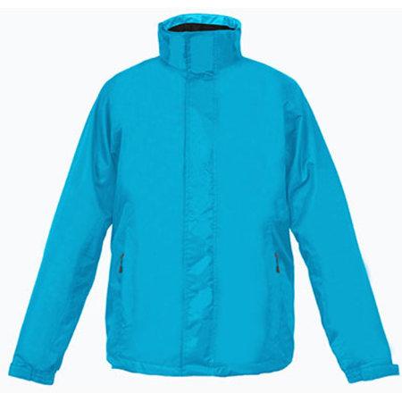 Men`s Performance Jacket C+ in Aqua von Promodoro (Artnum: E7548