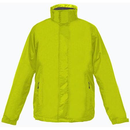 Men`s Performance Jacket C+ in Lime von Promodoro (Artnum: E7548