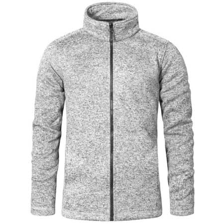 Men`s Knit Fleece Jacket C+ von Promodoro (Artnum: E7720
