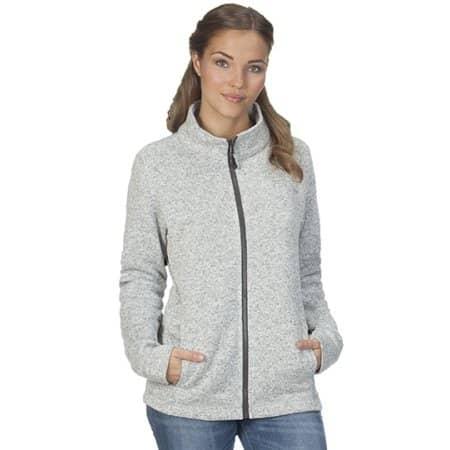 Women`s Knit Fleece Jacket C+ von Promodoro (Artnum: E7725