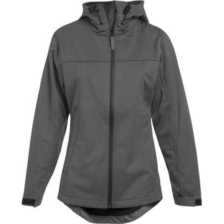 Women`s Hoody Softshell Jacket von Promodoro (Artnum: E7811