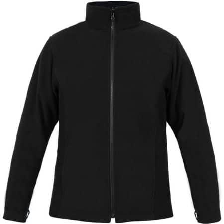 Men`s Fleece Jacket C+ in Black von Promodoro (Artnum: E7910