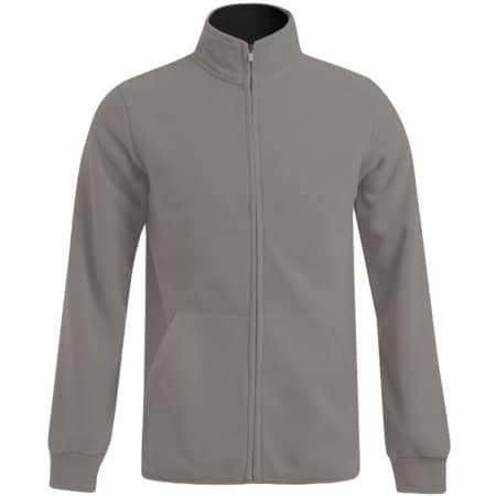 Men`s Double Fleece Jacket - 7971 von Promodoro (Artnum: E7971