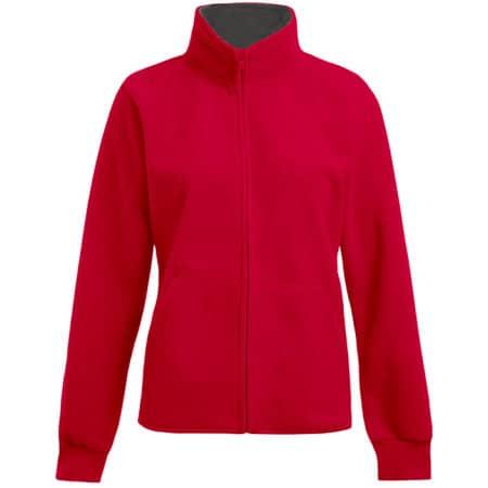 Women`s Double Fleece Jacket 7985 von Promodoro (Artnum: E7985