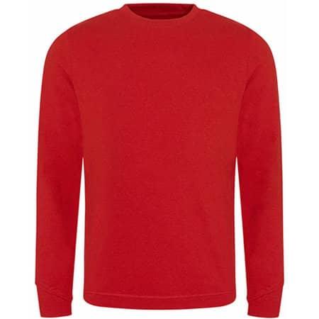 Banff Sweatshirt in Red von Ecologie (Artnum: EA030