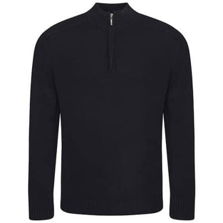 Wakhan 1/4 Zip Knit Sweater von Ecologie (Artnum: EA061