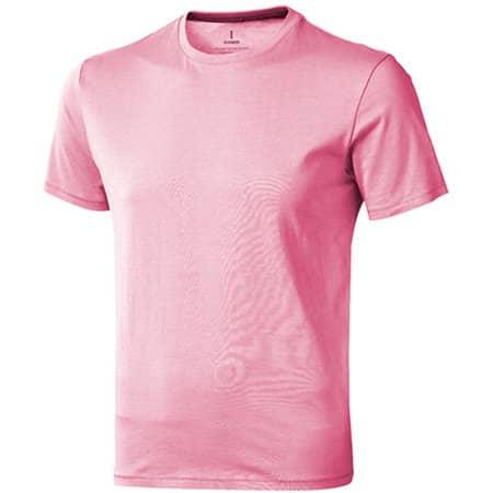Nanaimo T-Shirt in Light Pink von Elevate (Artnum: EL38011
