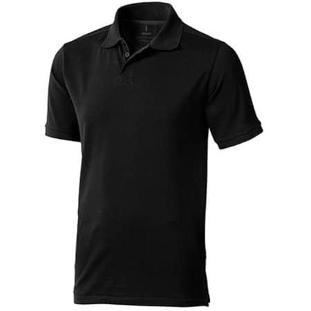 Calgary Polo in Black von Elevate (Artnum: EL38080