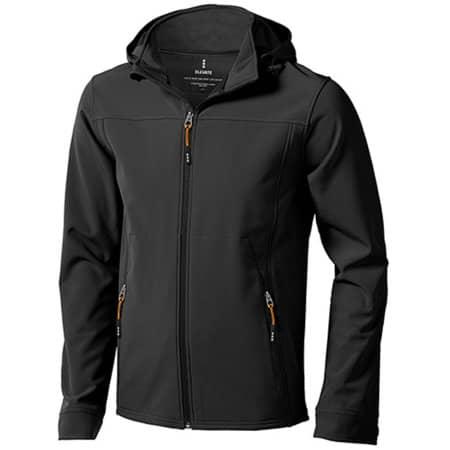 Langley Softshell Jacket in Black von Elevate (Artnum: EL39311