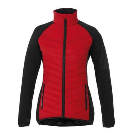 Banff Hybrid Insulated Jacket Women von Elevate (Artnum: EL39332