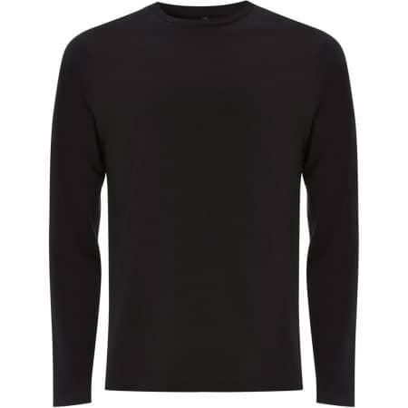 Unisex Organic Longsleeve T-Shirt in  von EarthPositive (Artnum: EP01L