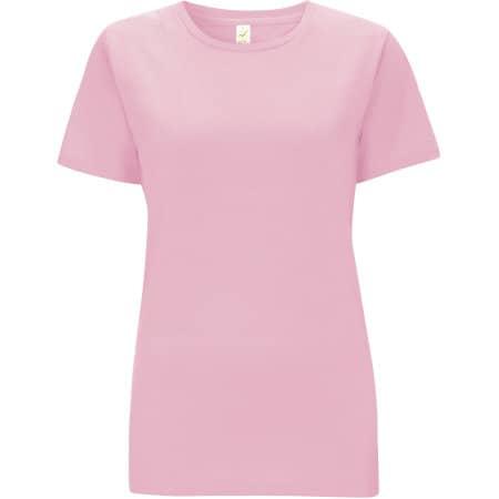 Women`s Classic Jersey T-Shirt von EarthPositive (Artnum: EP02