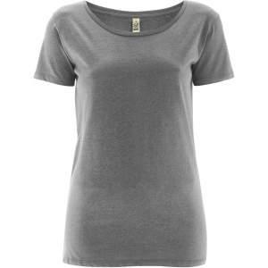 Women's Open Neck T-Shirt