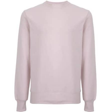 Unisex EP Organic Sweatshirt in Light Pink von EarthPositive (Artnum: EP62