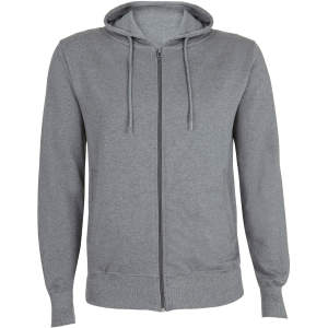 Earthpositive® Men's Organic Fashion Zip Up Hoodie