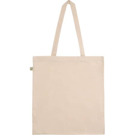 Earthpositive® Organic Shopper Bag in Natural von EarthPositive (Artnum: EP70