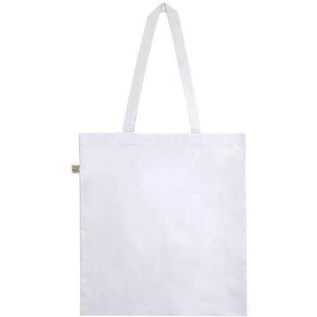 Earthpositive® Organic Shopper Bag in  White von EarthPositive (Artnum: EP70