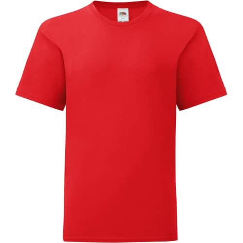 Fruit of the Loom Brasilien Damen T-Shirt Dynamic Trikot von XS-XXL