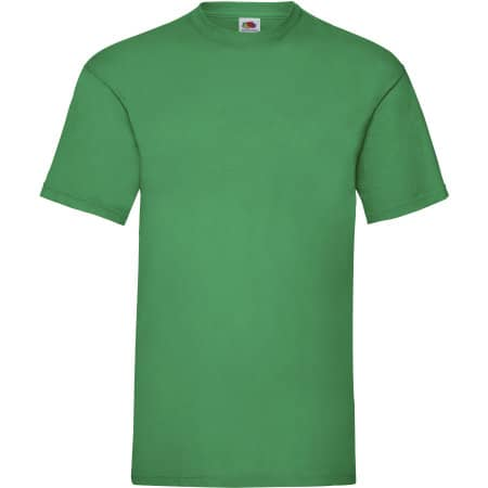 Valueweight T in Kelly Green von Fruit of the Loom (Artnum: F140