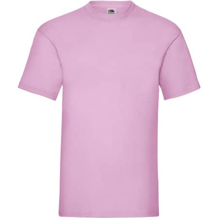 Valueweight T in Light Pink von Fruit of the Loom (Artnum: F140