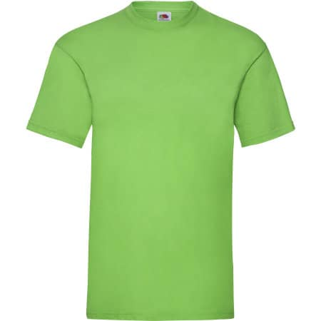 Valueweight T in Lime von Fruit of the Loom (Artnum: F140