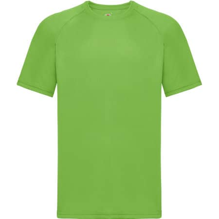 Performance T in Lime von Fruit of the Loom (Artnum: F350