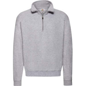 Classic Zip Neck Sweat
