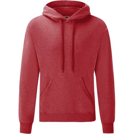 Classic Hooded Sweat von Fruit of the Loom (Artnum: F421