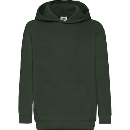 Classic Hooded Sweat Kids von Fruit of the Loom (Artnum: F421NK