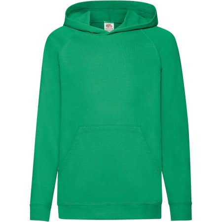 Lightweight Hooded Sweat Kids von Fruit of the Loom (Artnum: F430K