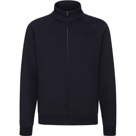 Premium Sweat Jacket von Fruit of the Loom (Artnum: F457