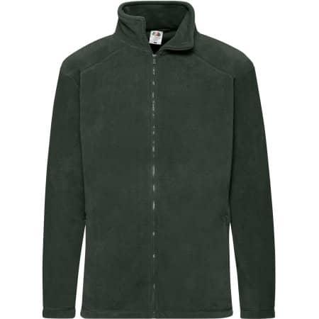 Fleece Jacket von Fruit of the Loom (Artnum: F800