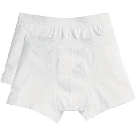 Classic Shorty (2 Pair Pack) von Fruit of the Loom Underwear (Artnum: F992