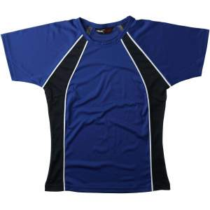Ladies` Jersey Team T Shirt