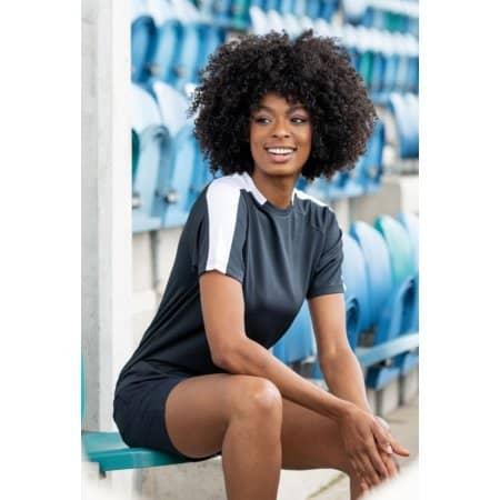 Unisex Team T-Shirt von Finden+Hales (Artnum: FH290