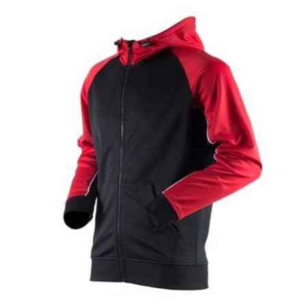 Panelled Sports Hoodie von Finden+Hales (Artnum: FH340