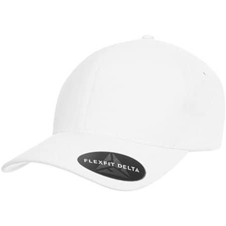Flexfit Delta in White von FLEXFIT (Artnum: FX180