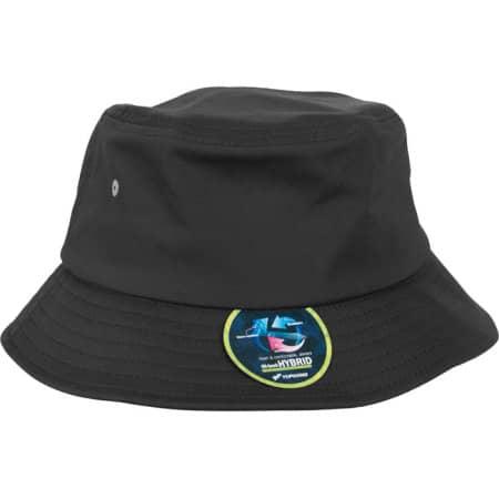Nylon Bucket Hat von FLEXFIT (Artnum: FX5003N