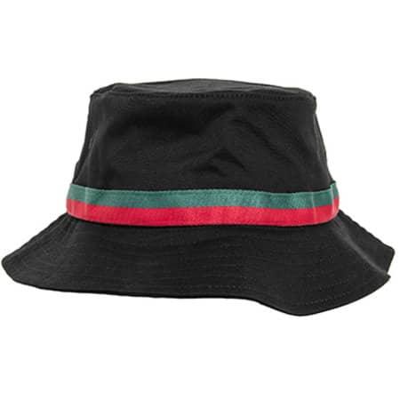 Stripe Bucket Hat von FLEXFIT (Artnum: FX5003S